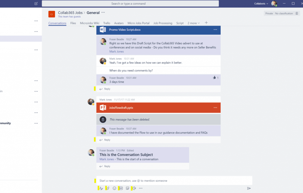 19 Microsoft Teams Tips that will help and save you time