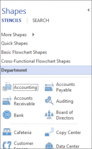 Create Office 365 Visio Stencils