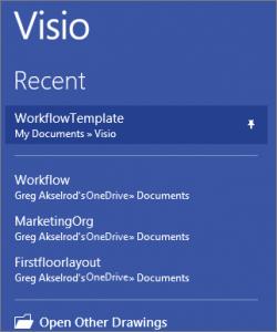 Office 365 Visio Stencils