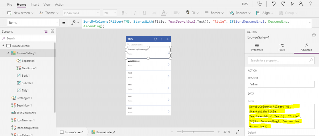 How to create a Ticket Management System using SharePoint, PowerApps