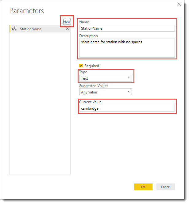 How to create a Power BI Weather Report (Part 2) : Weather